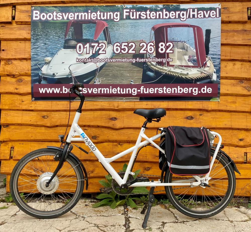 E-Bike Vermietung-Fürstenberg/Havel